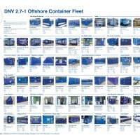 DNV-2.7-1 Offshore Container Fleet - Franklin Offshore Indonesia
