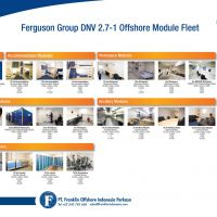 DNV-2.7-1 Offshore Modules Fleet - Franklin Offshore Indonesia