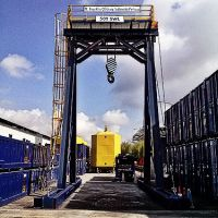 Gantry Load Test Facility