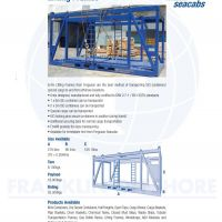 DNV Lifting Frames - Franklin Offshore Indonesia