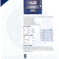 Offshore Chemical Tanks - Franklin Offshore Indonesia